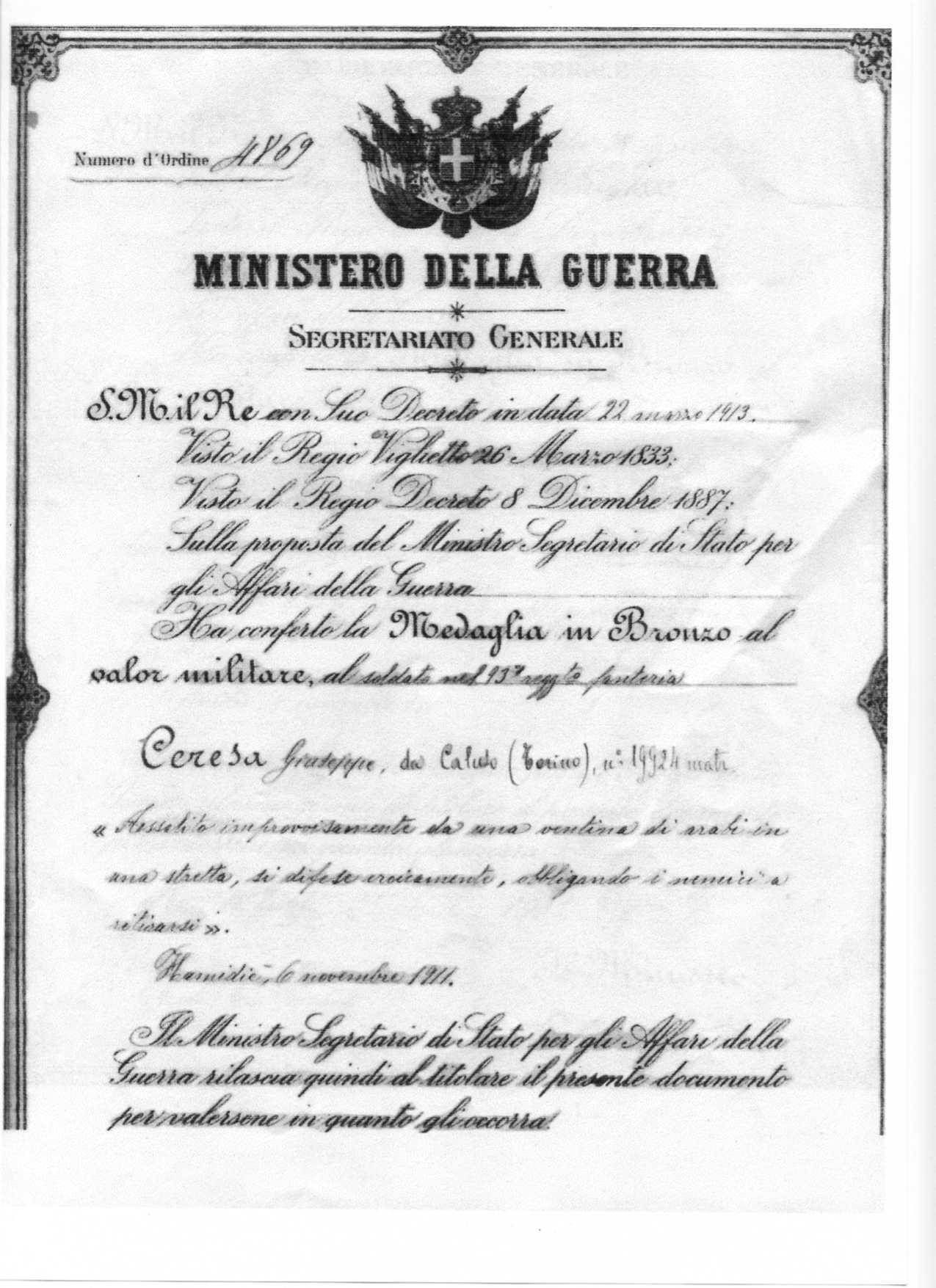 Storia | Parella